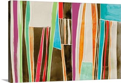 Striped Flat II