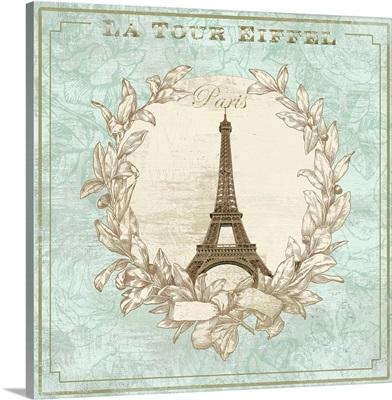 Tour De Eiffel Mini