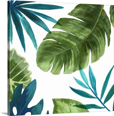 Tropical Leaves II