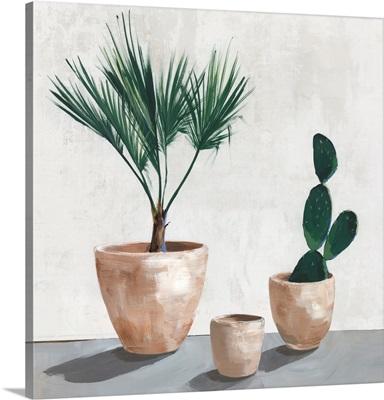 Tropical Vases