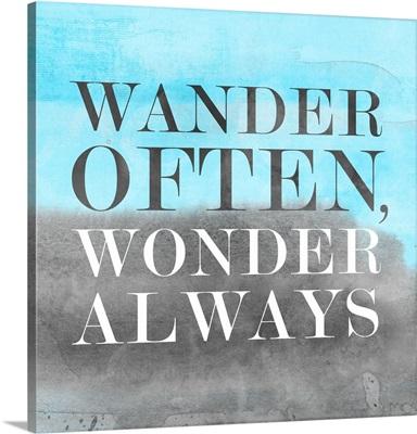 Wander BG II