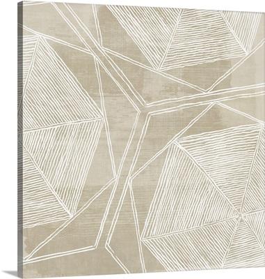 Woven Linen I