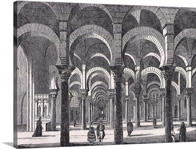 Arab Mosque in Cordoba, Spain