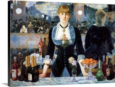 Bar at the Folies-Bergere