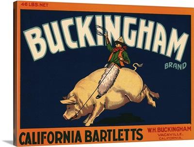 Bucking Ham