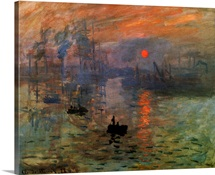 Impression: Sunrise 1873