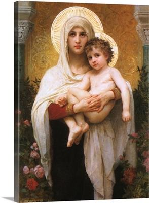 Madonna Holding Child