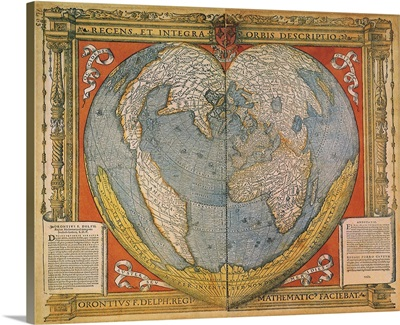 Map of 1536