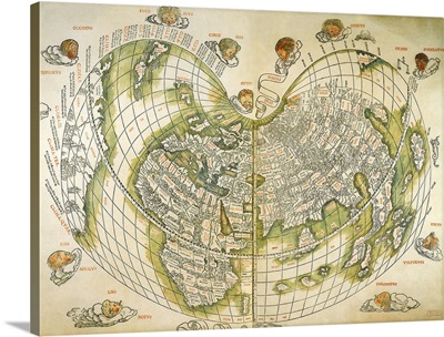 Map of the World 1511