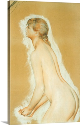 Nude, Study for Bathers