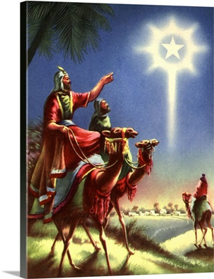 Wise Men and Star
