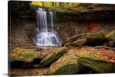 Bluehen Falls