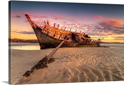 Eddies Shipwreck