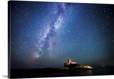 La Rocco Tower Milky Way