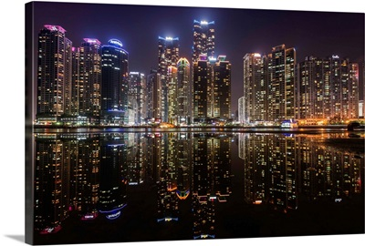 Marine City, Busan, South Korea