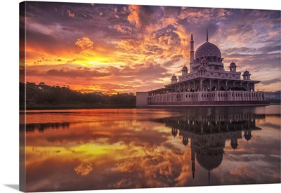 Masjid Putra, Putrajaya