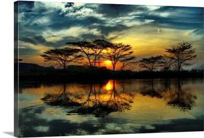 Matahari Menyapa pagi