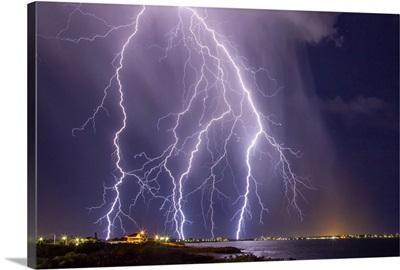 Super Storm Strikes Australia