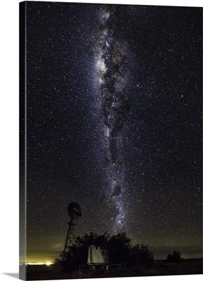 Those Dark Australian Skies