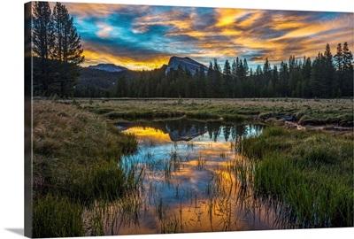 Tuolumne Meadows Sunrise