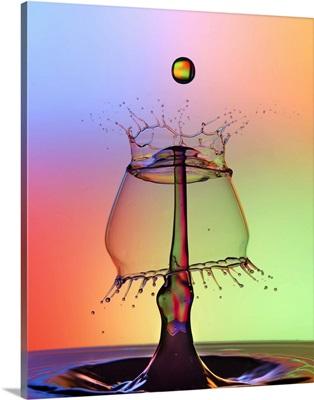 Water Drop Splash III