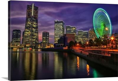 Yokohama City, Japan