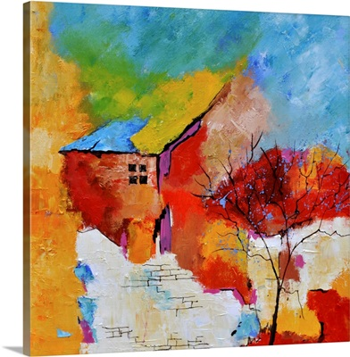Abstract House 774130