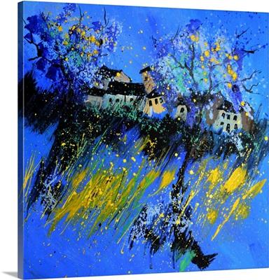 Blue Landscape 556180