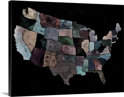 USA Map 33