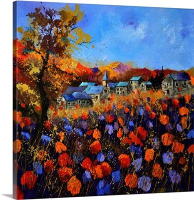Village Autumn 774111