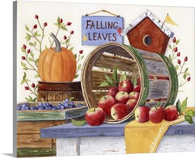 Apples Grapes and Pumpkins