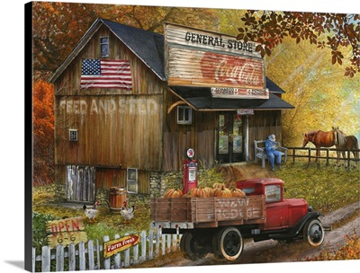 Feed and Seed Store