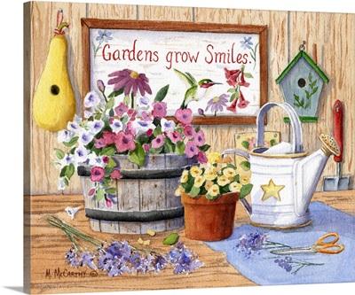 Gardens Grow Smiles