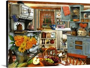 Amish Quilts Wall Art, Canvas Prints, Framed Prints, Wall