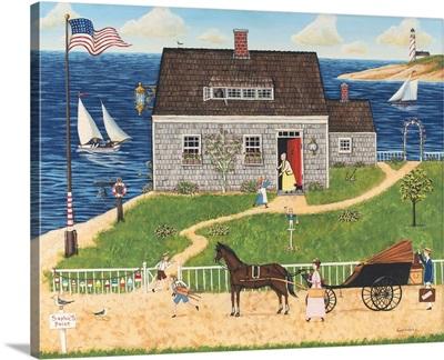 Grandma's Seaside Cottage