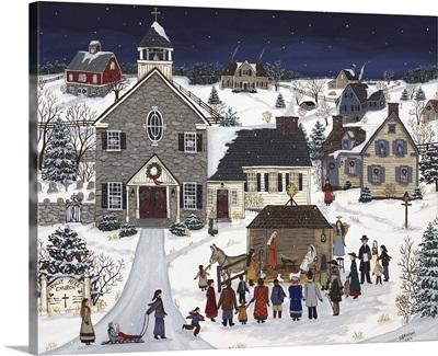 Little Church Nativity