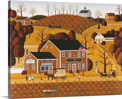 Pumpkin Crest Inn