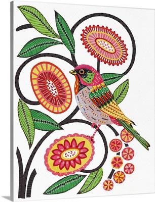 Stitchbird Sparrow
