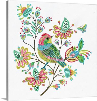 Stitchbird Titmouse