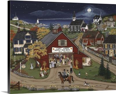 The Harvest Moon Dance