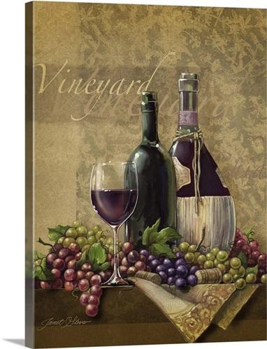 Vineyard Wall Art, Canvas Prints, Framed Prints, Wall Peels | Great ...