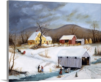 Winter Crossing