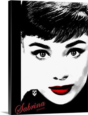 Audrey Hepburn Beauty Shot 3