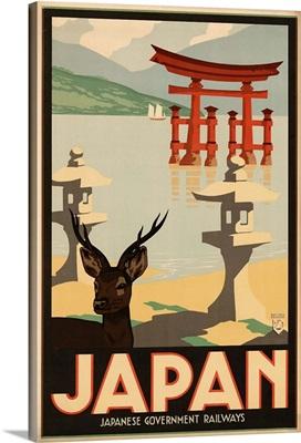 Japanese Government Railway