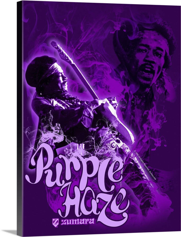 Purple Haze Jimi Hendrix