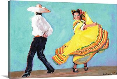 Fiesta De Reyes Dancers