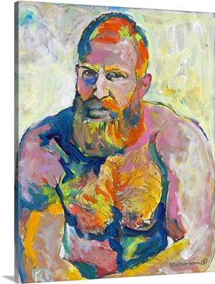Fire Island Van Gogh