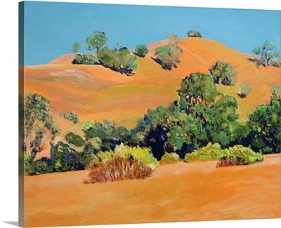 Golden State - California Hills