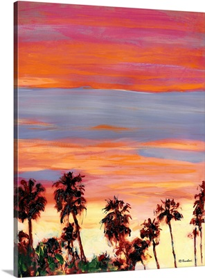 San Diego Silver Sunset