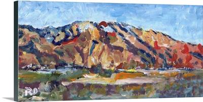 Summer Mt San Jacinto Palm Springs California
